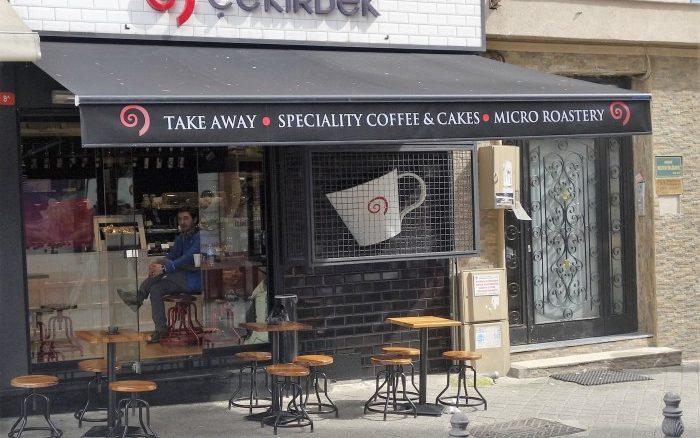 Kadıköy de 3 Kahve Barı / SUGGESTED SPECİALTY COFFEE BARS İN KADIKÖY