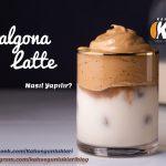 Dalgona latte nasıl yapılır?